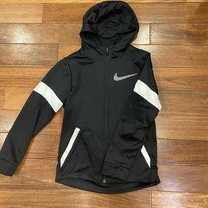 NWT Boys Nike zip up hoodie